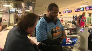 Stoughton man throws 3 perfect bowling games