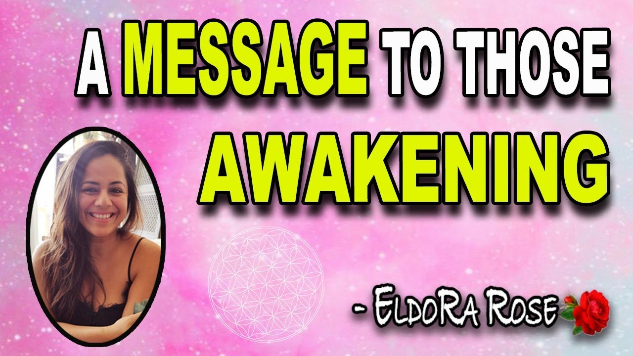 A Message To Those AWAKENING- 3D to 5D, DNA Activations, Higher-self Merging, Ego Death