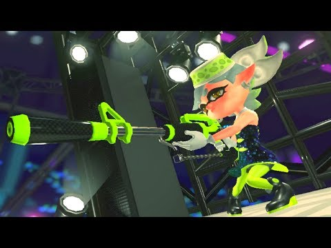 Splatoon 2 Finale - Final Boss + Ending & Credits