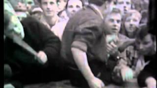 Bill Haley & The Comets - Berlin Riots (Silent)