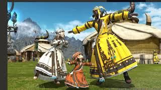 Neue Final Fantasy XIV Screenshots zu Patch 4.3 zeigen den neuen Patch 4.3, Frisuren, Mounts uvm.