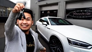 One of Yiannimize's most viewed videos: Yianni Surprises Mark with New Car