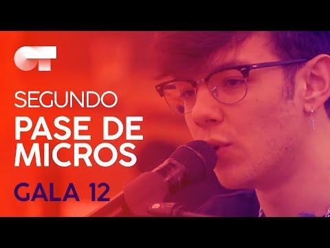 """VI"" - FLAVIO | SEGUNDO PASE DE MICROS GALA 12 | OT 2020"