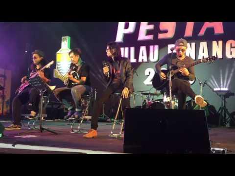 Zamani - Jika Kau Rasa Getarnya  (Akustik) @ Pesta Pulau Pinang 2016