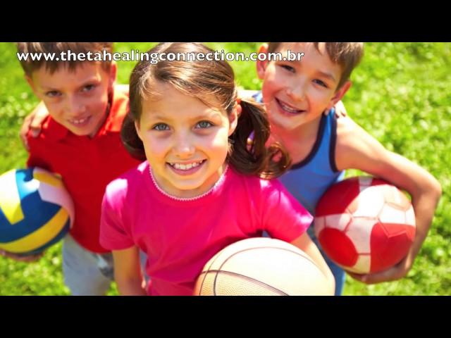 Música de Meditação para Crianças Arco Íris