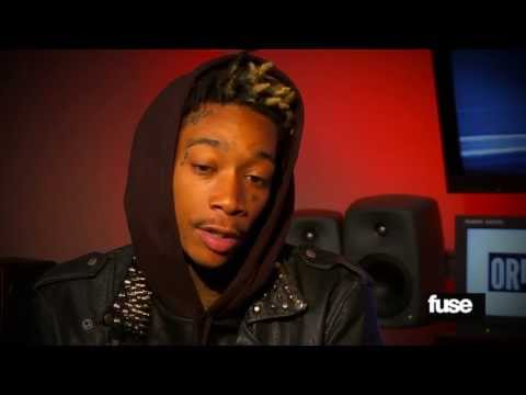 Wiz Khalifa On Live In Concert EP & Being A New Dad