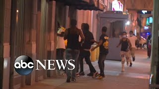 More than 100 arrested after massive looting in Chicago | WNT