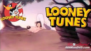 LOONEY TUNES (Looney Toons): The Sheepish Wolf (1942) (Remastered) (HD 1080p)