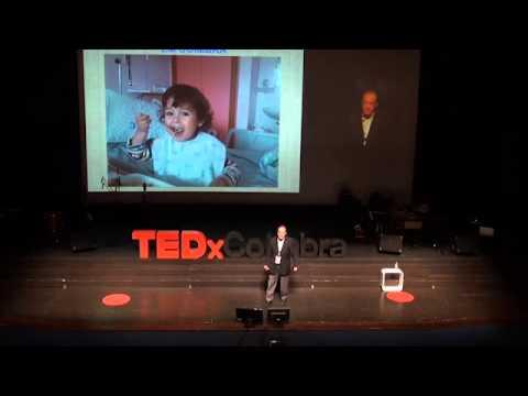 Transplantação cardiaca, nova oportunidade de vida: Manuel Antunes at TEDxCoimbra