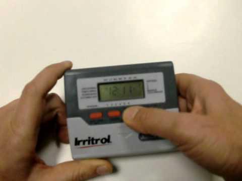 Irritrol Junior Plus Video prova