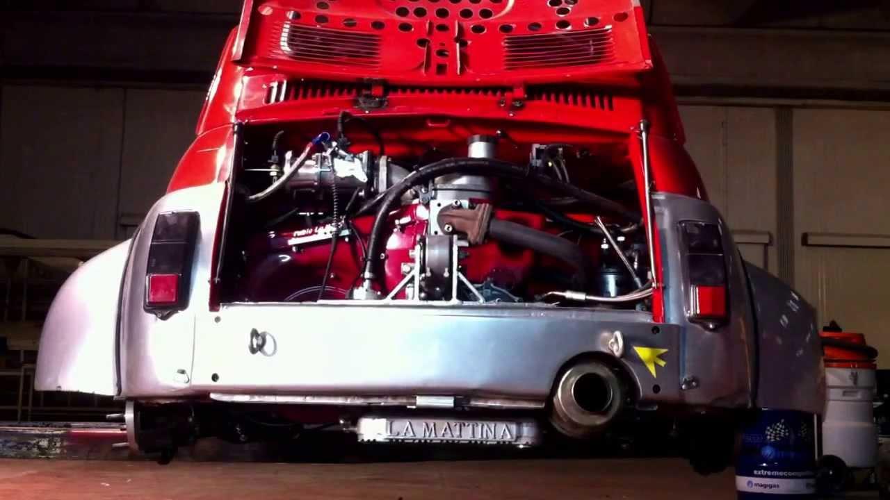 Fiat 500 0 60 >> Fiat 700 minicar iniezione elettronica - YouTube