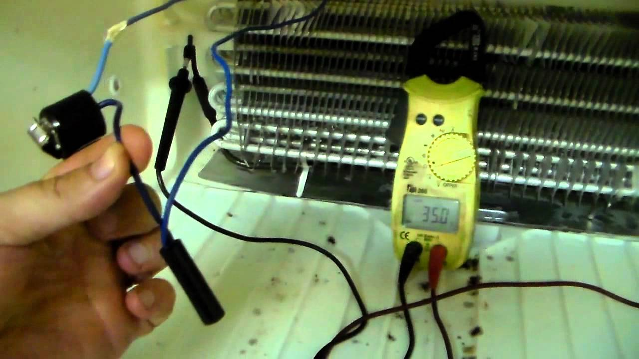 Troubleshooting a No Cool Refrigerator Part 2 YouTube