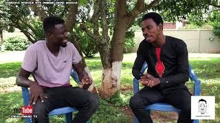 Kwaku Manu Aggressive Interview with CONDEMN (Gospel Music)