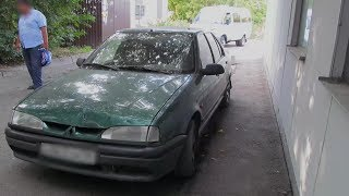 Молодой пензенец угнал автомобиль, чтобы заработать на обучение в автошколе