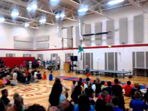 Swanson Primary Center Talent Show 2014