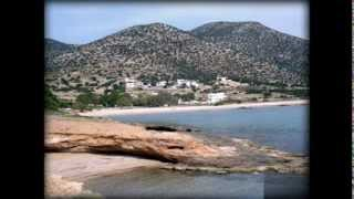 ΝΑΞΟΣ-ΠΑΡΑΛΙΕΣ (The beaches of Naxos)