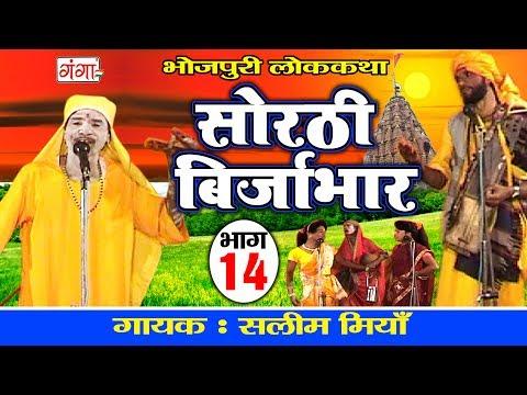 सोरठी बिर्जाभार (भाग-14) | Bhojpuri Nautanki | Bhojpuri Lokkatha | Nautanki Nach Programme