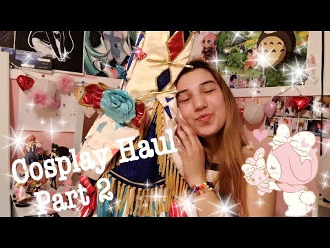 ♡ Cosplay Haul Part 2 ♡