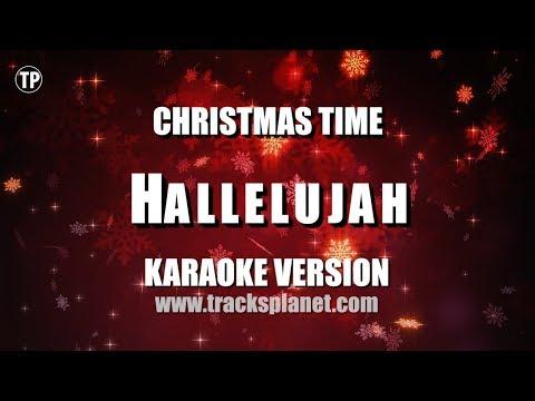 Hallelujah (Karaoke Version) - Christmas Time