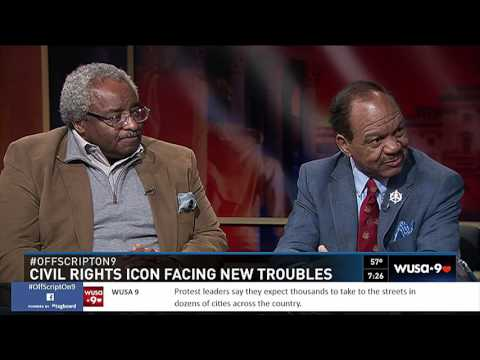 #OffScriptOn9: Civil Rights icon Fauntroy facing new troubles