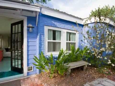 Bohemian Cottage-Mermaid Cottages-Tybee Island GA