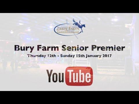 Bury Farm Senior Premier   Thursday   Senior Foxhunter / 1.20m open