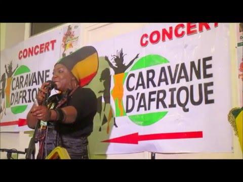AMTHA  KOL CONFERENCE DE PRESSE A L'AMBASSADE  DU TOGO PARIS