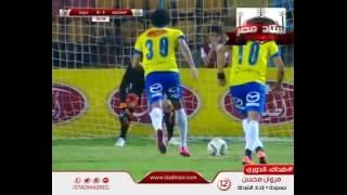 جميع اهداف مروان محسن في الدوري المصري موسم 2015/2016