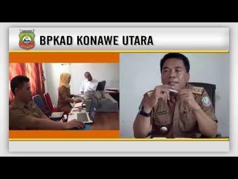 VIDEO PROFIL BPKAD KABUPATEN KONAWE UTARA