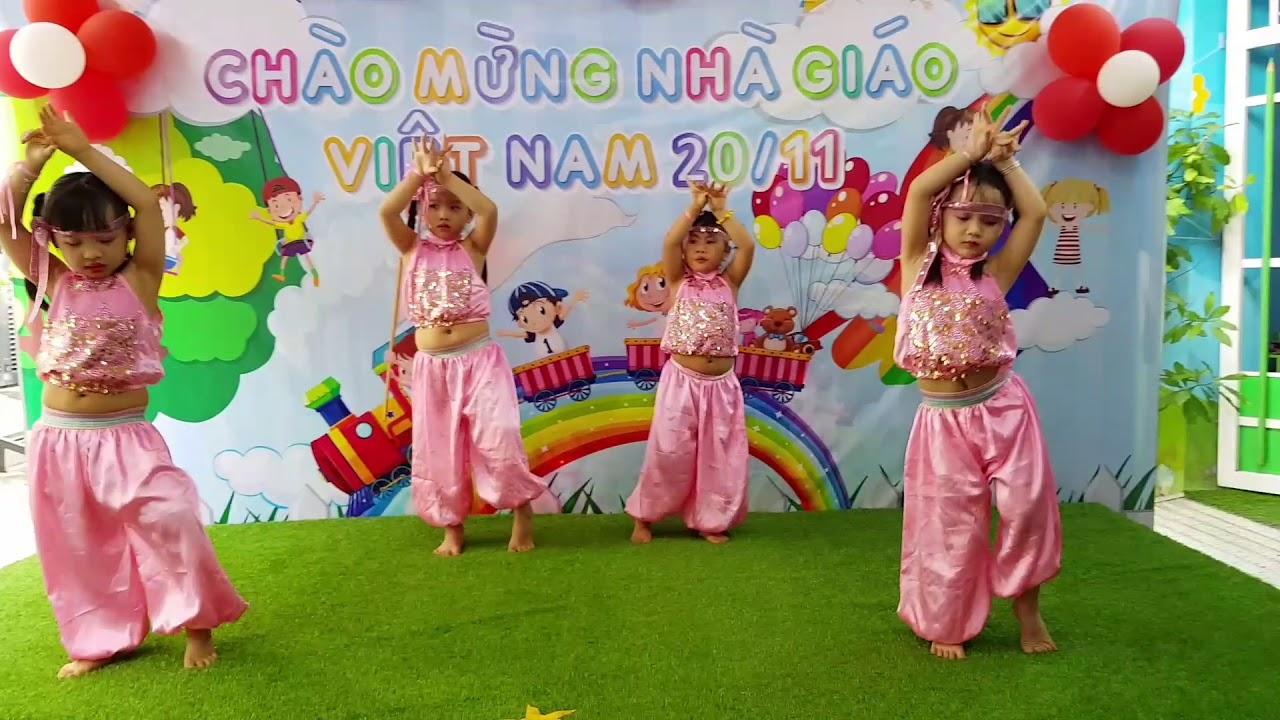 """MN Vy Vân 2: (Video) Múa """"Alibaba"""""""
