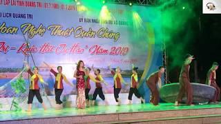 """Chương trình nghệ thuật: """"Quảng Trị - Niềm tin ngày mới"""" - Đơn vị huyện Vĩnh Linh"""