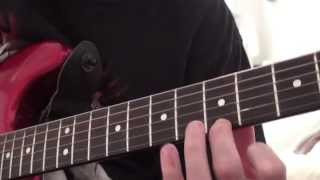 "How To Play Arabian Style Melodies - Learn The ""Arabian"" Scale - Guitar Lesson - WITH TABS"