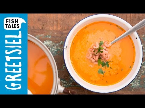 SHRIMP BISQUE Soup Recipe | Bart's Fish Tales