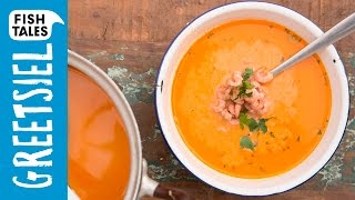 SHRIMP BISQUE Soup Recipe  Barts Fish Tales