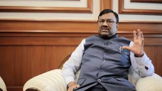 Data Intelligence for Model Village Development | Interview with Cabinet Minister Sudhir Mungantiwar