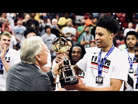 Grizzlies Win First Summer League, Brandon Clarke Gets MVP | Championship Highlights