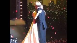Светлана Устинова и Илья Стюарт свадебный танец