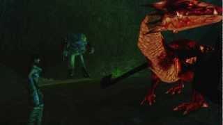 Drakan: Order of the Flame HD playthrough Pt.13 - Alwarren 2/2