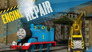 THOMAS & Friends: Engine Repair - for KIDS