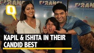 Desi Talk with the Cast of 'Firangi' - Kapil Sharma & Ishita Dutta | The Quint