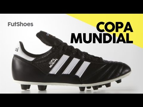 new arrival fe836 41dce Adidas Copa Mundial - Unboxing + On feet - FutShoes