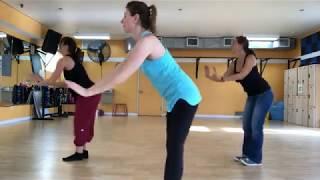 Bollywood Flashmob Santa Cruz - Bridge Instruction 2