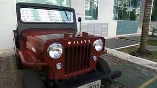Jeep Willys CJ3B 1954