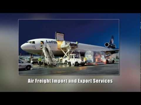 ETC International Freight System - International Shipping Company