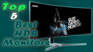 Best HDR Monitors In 2018 | Ready For Gaming