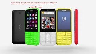Nokia 215 phone lock unlock and full flashing