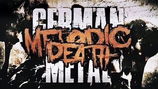 German Melodic Death Metal COMPILATION | Unexysted