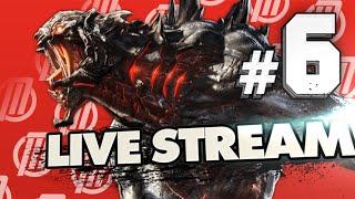 EVOLVE Gameplay: ULTIMATE PREDATOR - Live Stream #6 (PC)