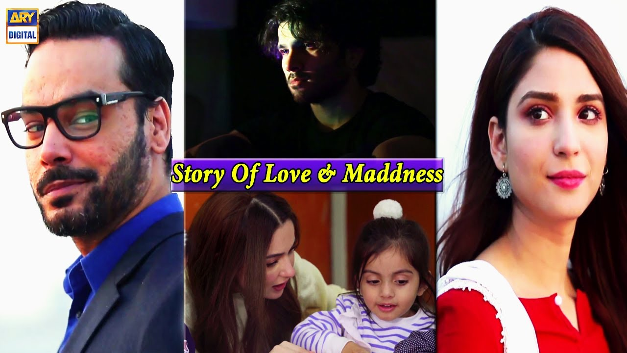 Ishqiya The Story Of Maddness & Love | Ramsha Khan,Hania Amir,Feroz Khan & Gohar Rasheed