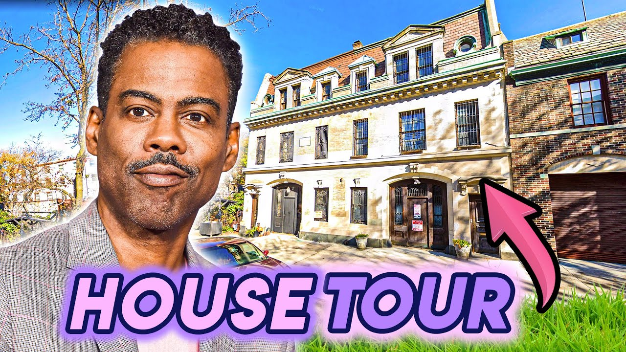 Chris Rock | House Tour 2020 | New Jersey Mansion & Brooklyn House